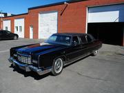 Lincoln Continental Lincoln: Continental Limousine